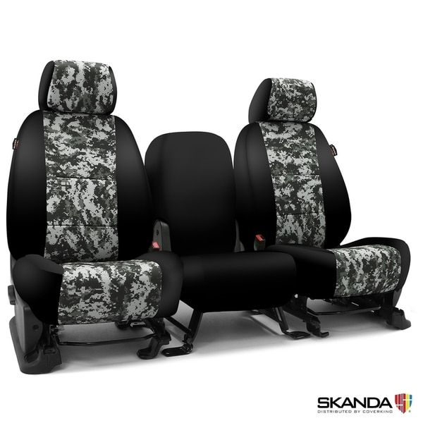 Coverking Seat Covers in Neosupreme for 2015-2020 Kia Sedona, CSC2PD32-KI9474 CSC2PD32-KI9474